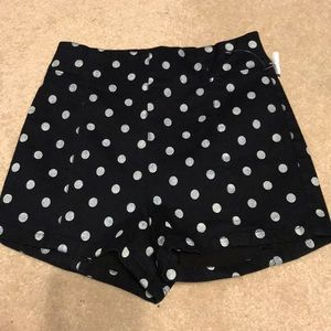 Brand new UO high waisted shorts